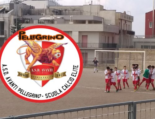 Riepilogo Girone d'Andata Avanti Altamura Allievi Regionali
