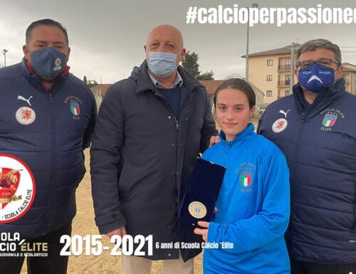 ASD AVANTI ALTAMURA, Scuola Calcio 'Elite 2015-2021